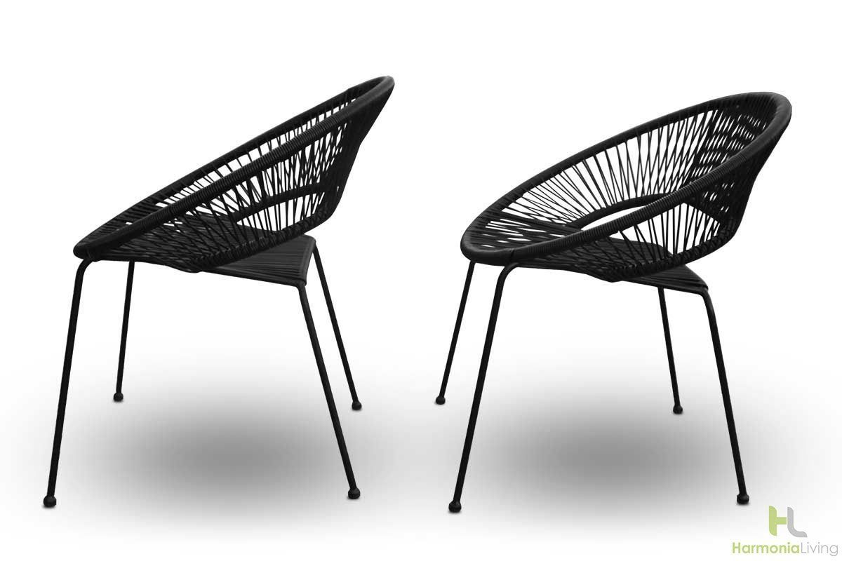 Acapulco Dining Arm Chair Hl Aca Dsc Side Chairs Dining Outdoor Dining Chairs Dining Arm Chair