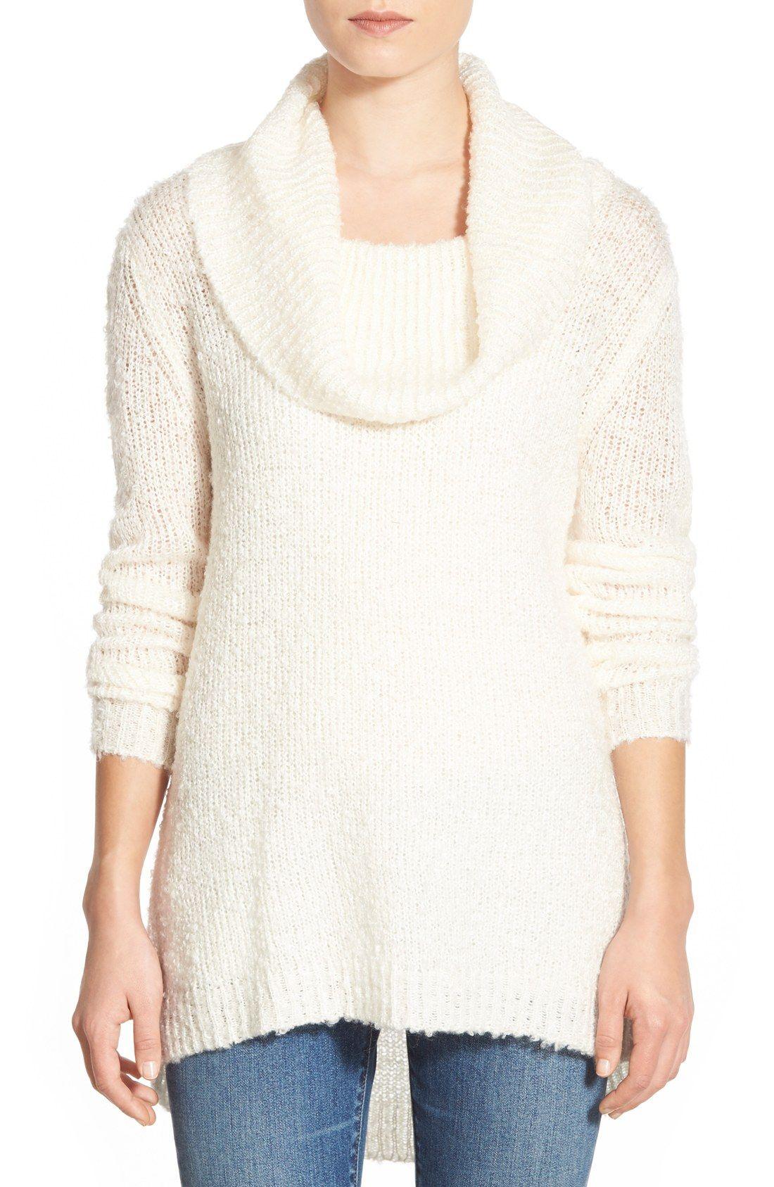 BP. Cowl Neck Tunic Sweater sz xs