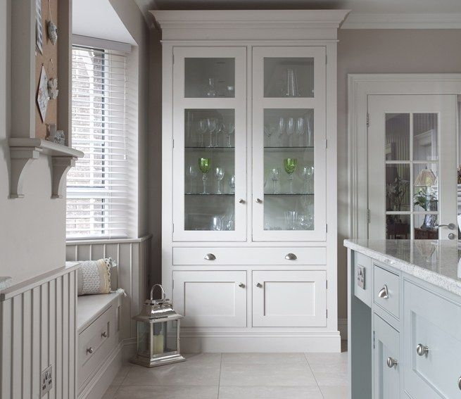 Lovely Cupboard. Would Like This Between My Bay Window And