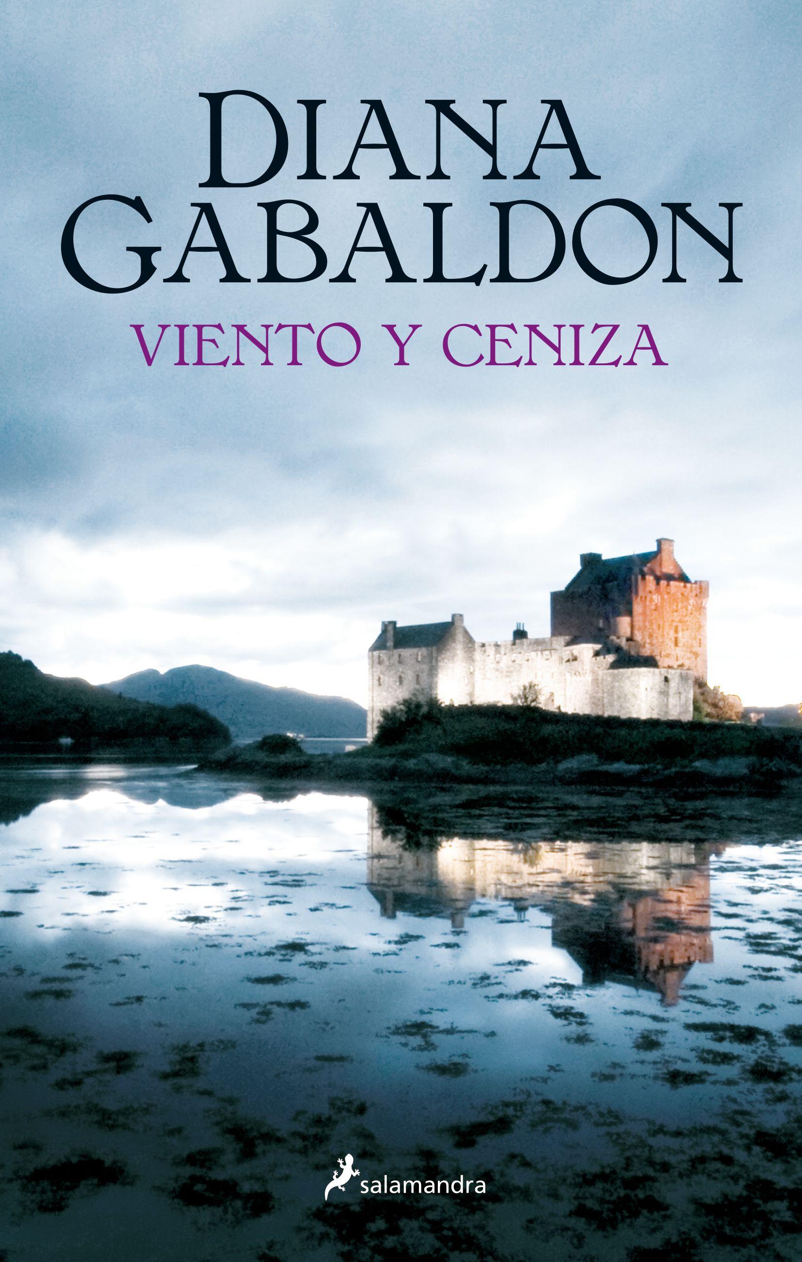 Viento Y Ceniza Outlander Forastero Libros Del Club De Lectura