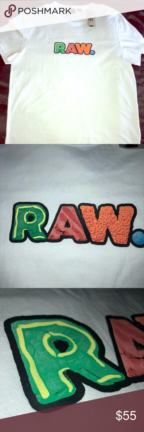 G Star Raw Delorean Graphic T Xl Nwt G Star G Star Raw Delorean