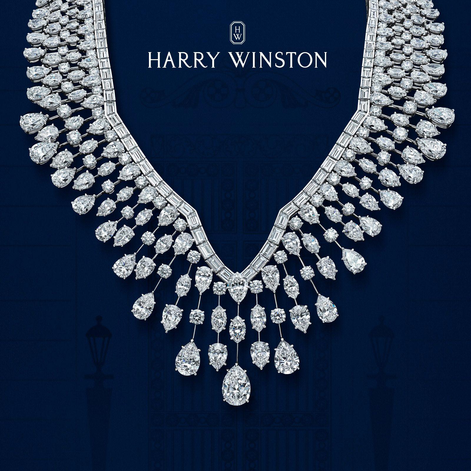Harry Winston - best jewellery brands