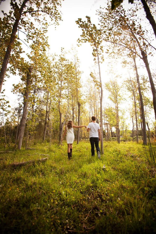 Cute engagement shoot photo by Tim Pascoe