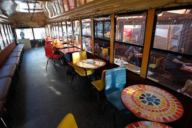 Fill Up At Soma Streat Food Park Food Truck School
