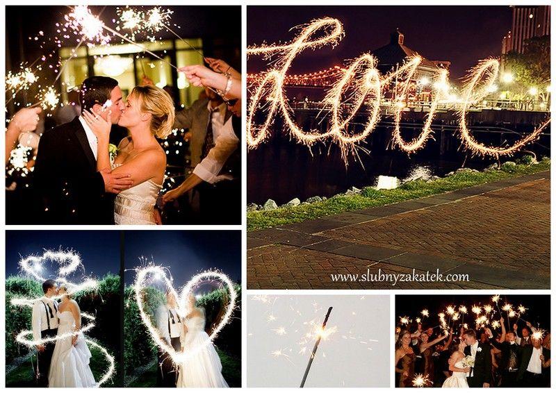 Super Długie Zimne Ognie 70 Cm Artcom Artykuły Na ślub Wedding