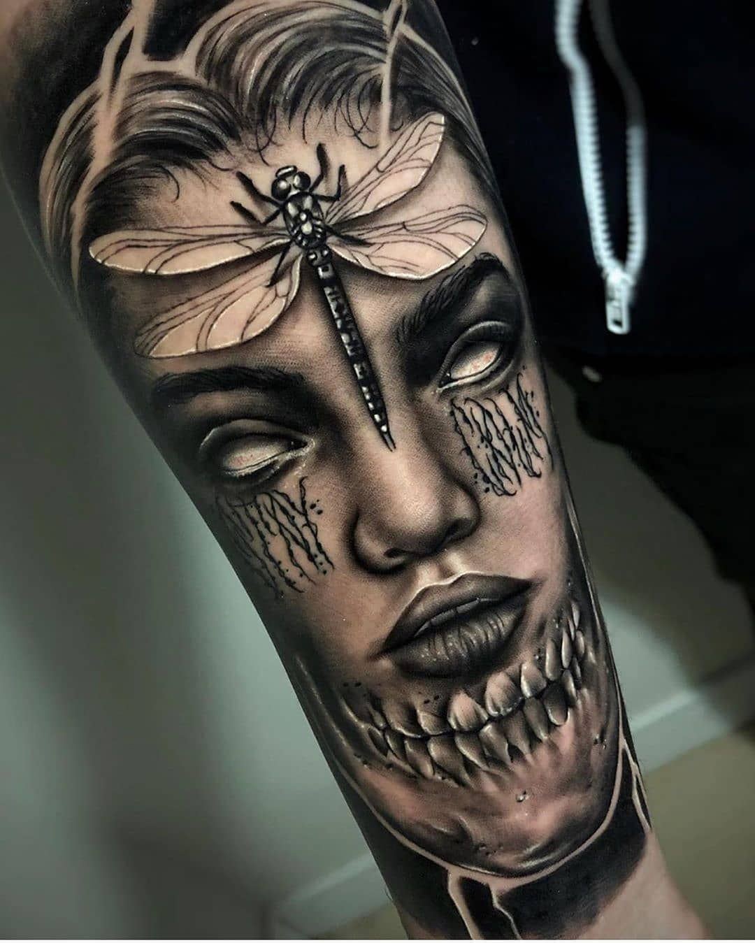 Name this tattoo?  Follow ⚜️ @tattoo.done for more amazing tattoos.  ____________________________________________________  Amazing work - Artist 👉⚜️Instagram  @stonedemerson #tattoo #tattoomodel #tattoosp #tattoostyle #tattooer #tattoodo #tattooing #ink #realismtattoo #realisticdrawing #realismotattoo #tattooist #tattooartist  #tatuagem #tatuagembrasil #tattoos #tatuagemrealista #tatuape #penha  #tattooistartmag  #tattooig  #realtattoos #tattooideas #tattooink  #inkedtattoo  #girltattoo #inkedm