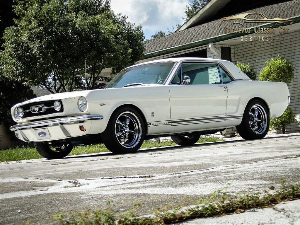 1966 Ford Mustang Survivor Classic Car Services Tampa 2221