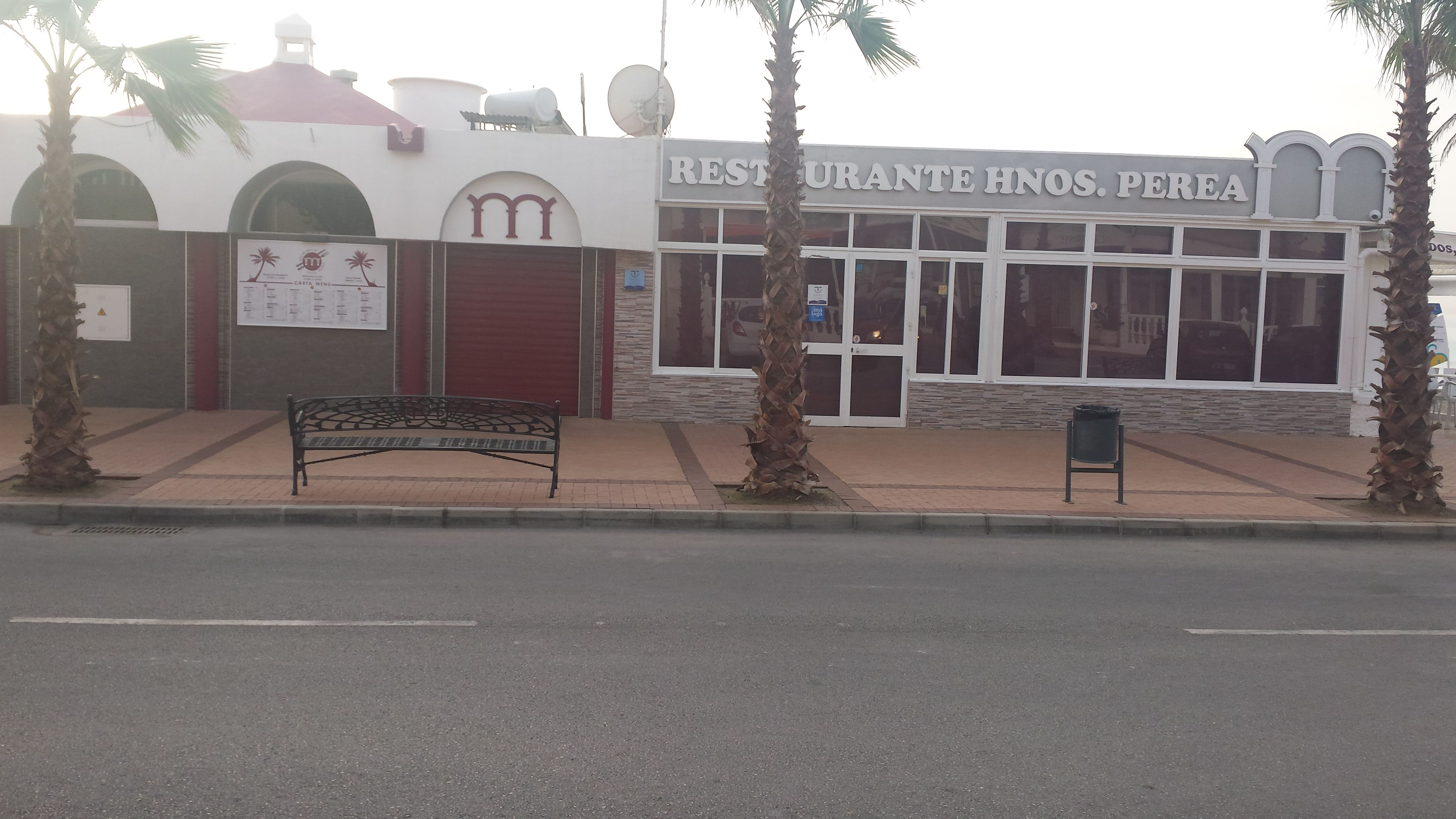 6.- HNOS PEREA, Chiringuitos de Fuengirola.