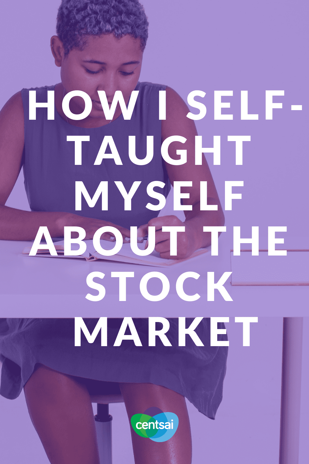 How I Self-Taught Myself About the Stock Market. Does trying to invest make your head hurt? Resources like the Motley Fool can help you with understanding the stock market. #CentSai #investment #stockmarket #makemoremoney