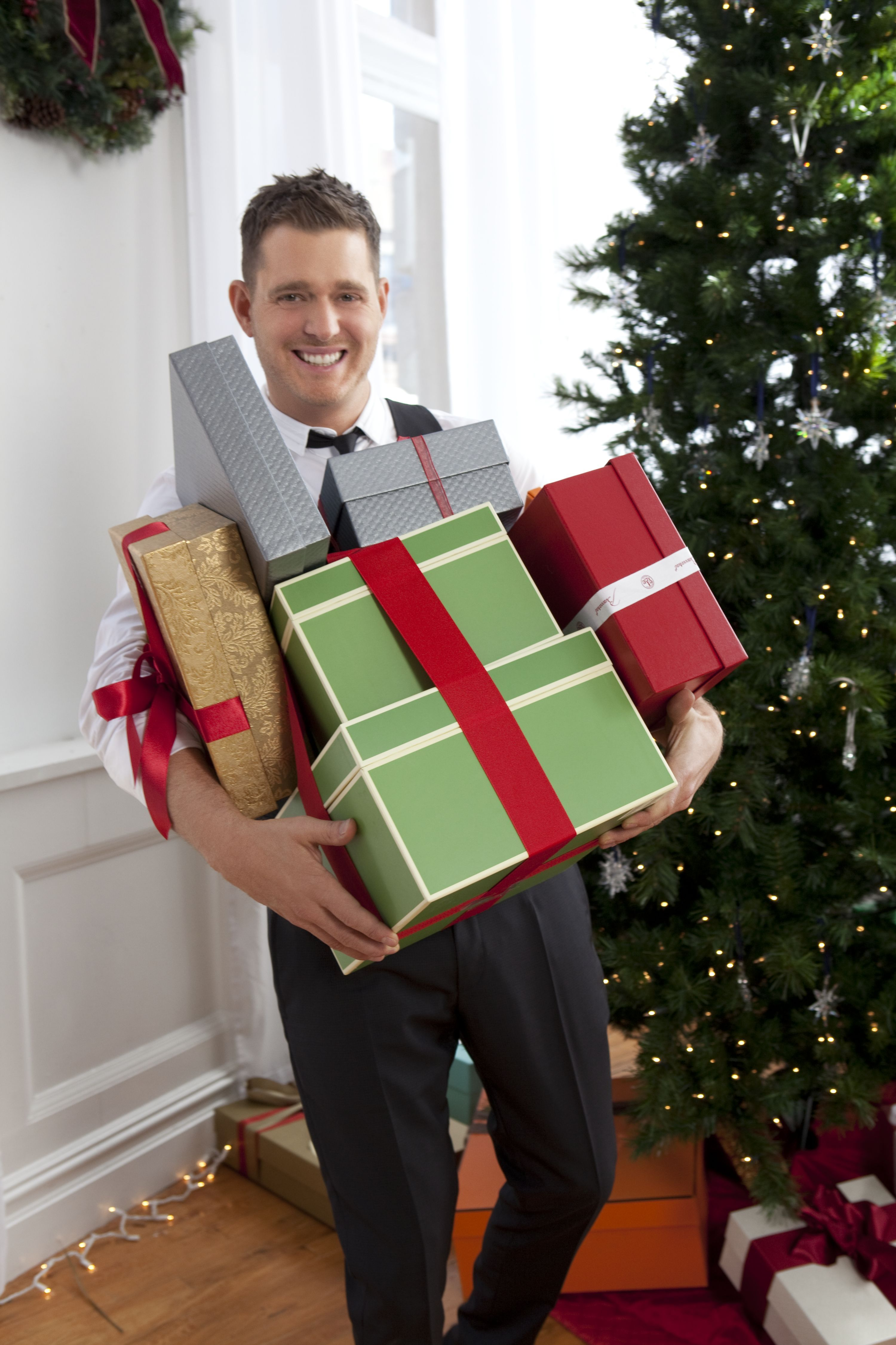 Michael Buble And Christmas It S My Two Favorite Things Together Michael Buble Christmas Michael Buble Christmas Websites