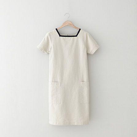 margaret howell naval dress.