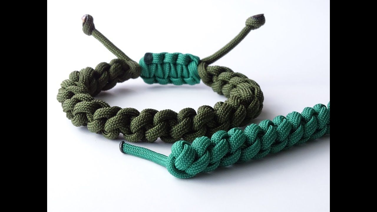 How To Make A Kumihimo Style Single Strand Round Braid Paracord