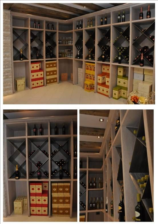 Dove metto le bottiglie di vino portabottiglie cantina - Porta vino ikea ...