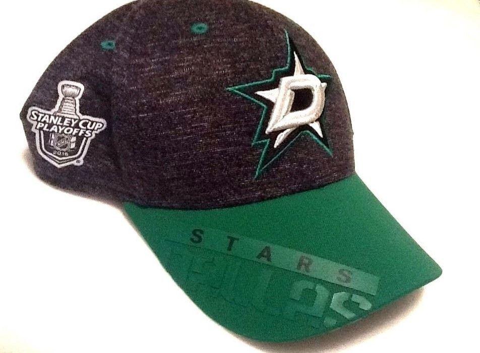Reebok 2016 NHL Playoff Structured Flex Fit Cap