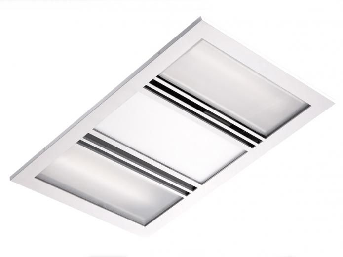 Kado lux 3 in 1 heat lamp exhaust white products bathroom kado lux 3 in 1 heat lamp exhaust white aloadofball Images