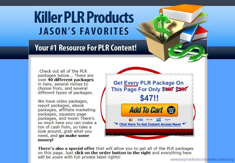 "#UltimatePLRDeal.com - ""#Internet Marketing / #Make Money  #Product Packages!"" Only $47.00!"