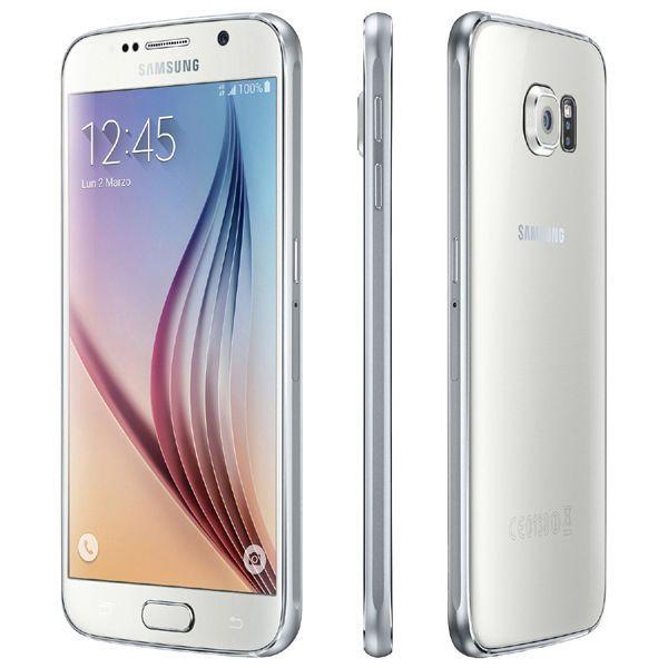New Samsung Galaxy S6 G920F 32GB Factory Unlocked GSM 4G LTE Octa-Core Phone #Samsung #Bar