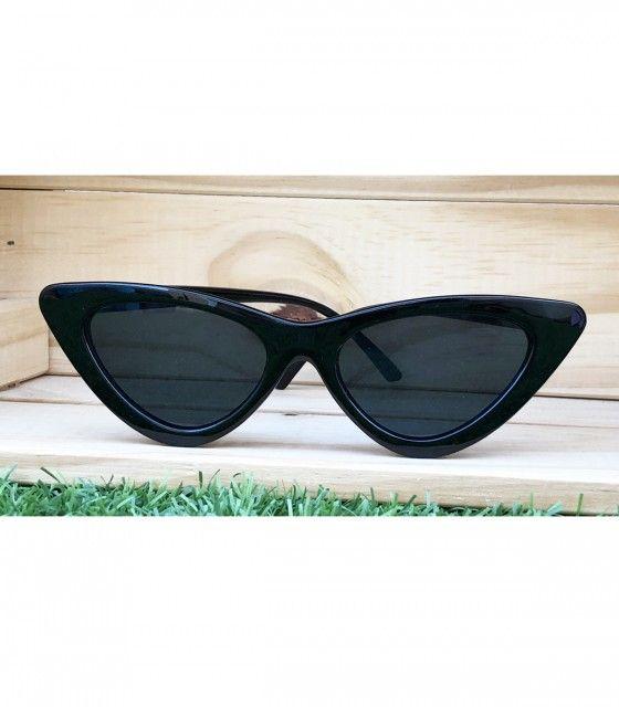 520125619c Gafas Gato Negras Brandley Estilo Retro Vintage 90's | Gafas estilo ...
