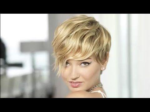Sexy Hair Modern Hollywood Scene Stealer Haircut YouTube Cosas - Undercut hairstyles youtube