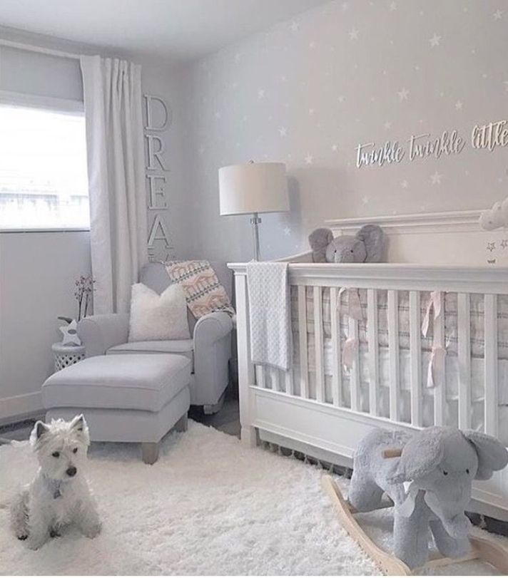 50 creative baby rooms: Home improvement