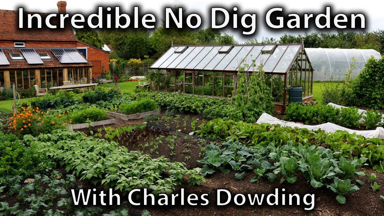 Charles Dowding S Incredibly Productive No Dig Market Garden 1 4