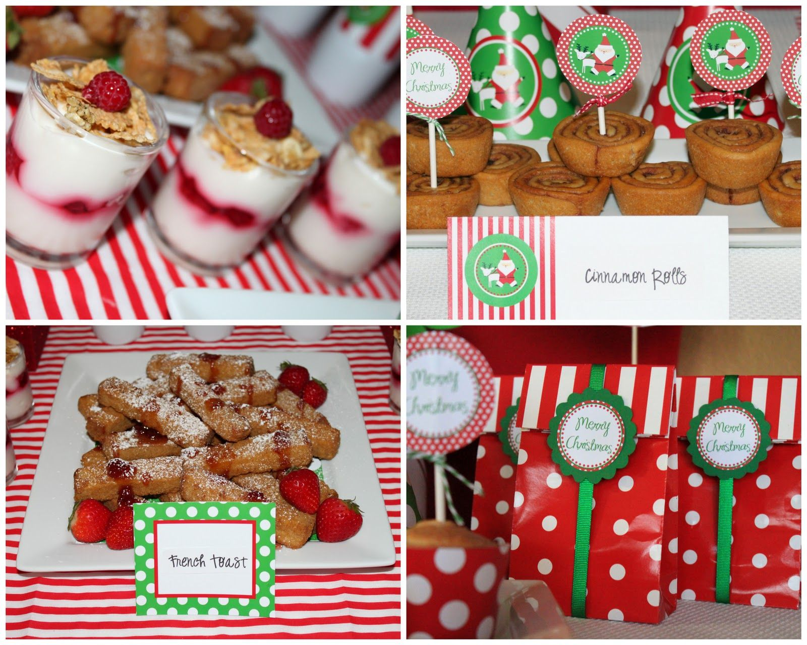 Lovely Christmas Breakfast Party Ideas Part - 5: North Pole Breakfast 2011