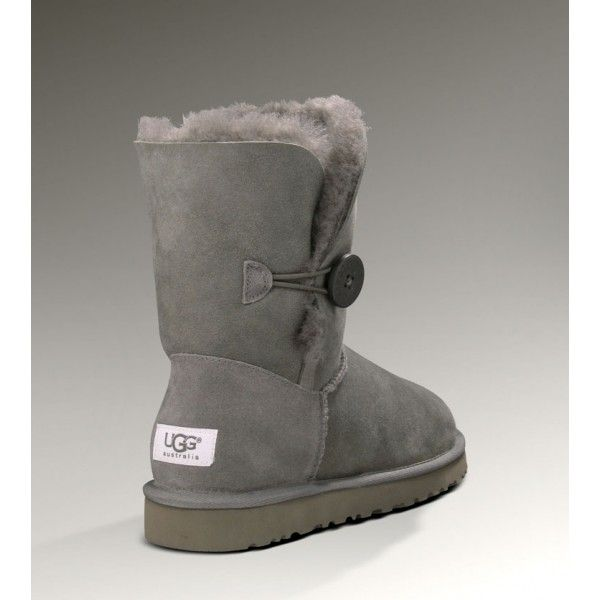 uggs outlet bailey button boots 5803 in grey is designed with high rh pinterest com