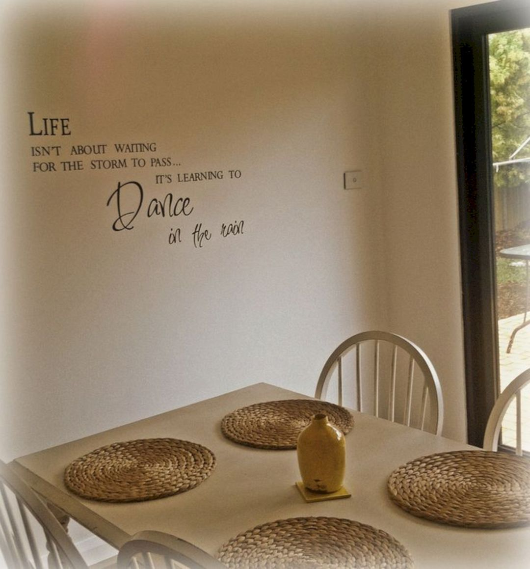 Outstanding Top 10 Dining Room Wall Quotes Ideas Https Montenr Com Top 25 Dining Room Wall Quotes Ide Dining Room Quotes Dining Room Walls Dining Room Design