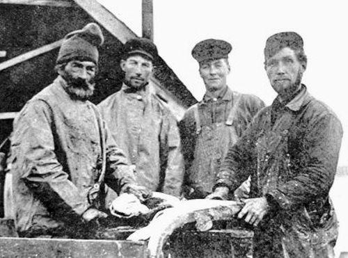 1880s fishermen - Google Search