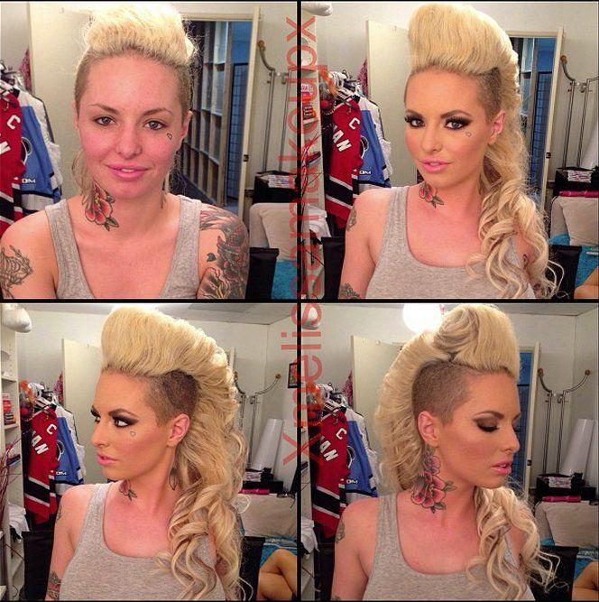 Without christy makeup mack