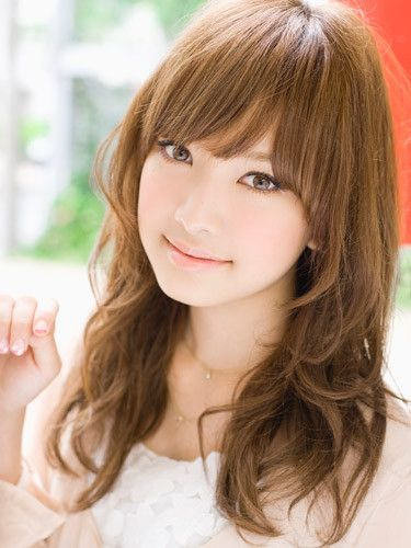 semi long hair styles semi hair style with layers and bangs my 6697 | 5589d0706e5bc3cd2e380b9c88c26fe7