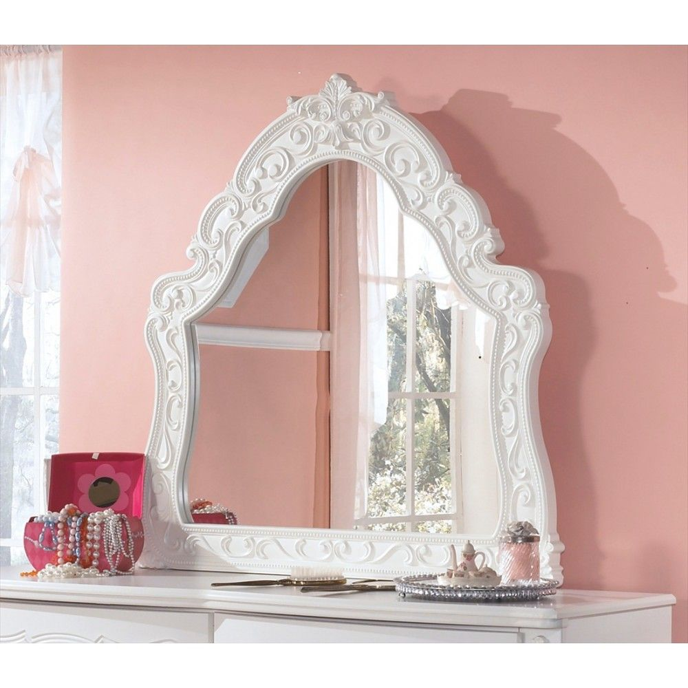 Best Ashley Furniture Exquisite French Style Bedroom Mirror In 400 x 300