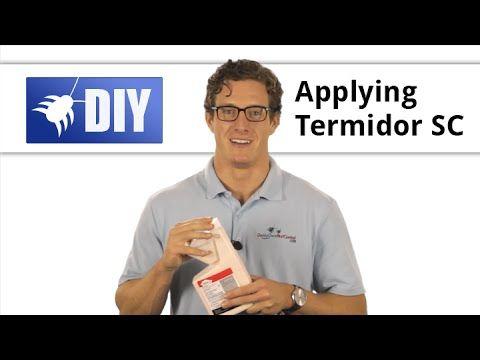 Termidor Sc Termite Treatment Termite Control Types Of Termites