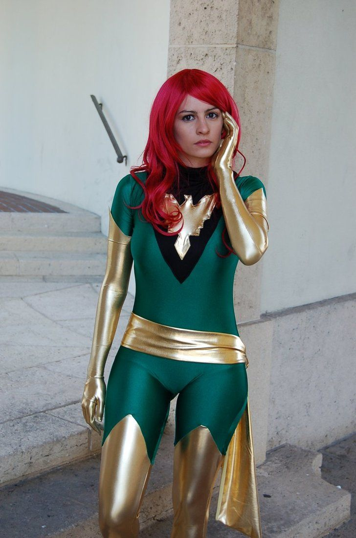 Phoenix by BrittanyRo5e | Dangerous Curves | Cosplay ...
