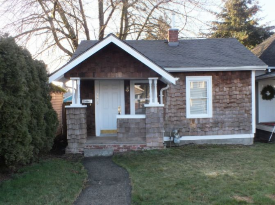 Tiny House For Sale In Tacoma Washington 68000