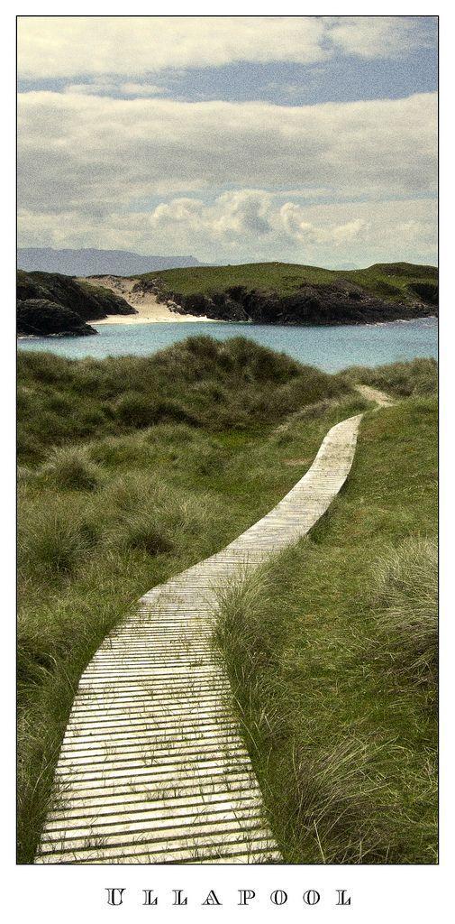 Ivar Edding - Ullapool, Scotland - Moja strona #outerhebrides