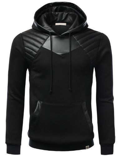 Mens Hipster Hip Hop Hoodie in 2019 | Mens fashion:__cat__