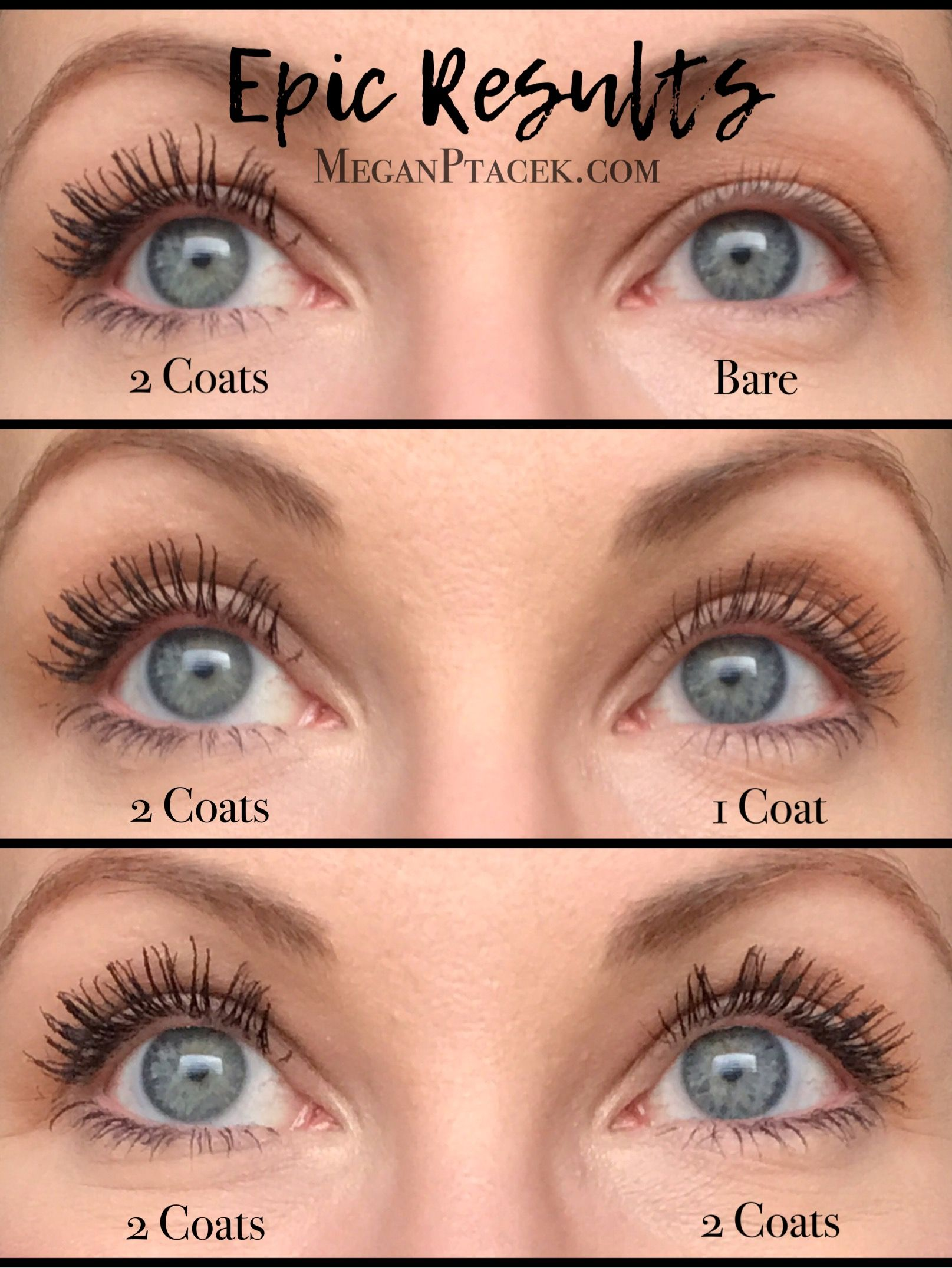 Younique Epic Mascara gives amazing results in one-step ...