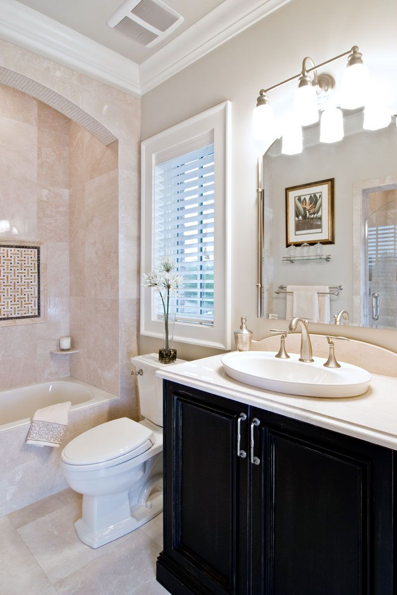 Full Bathroom Designs Pleasing Contrasting The Light And Airy Floor And Wall Tiles This Full Decorating Inspiration