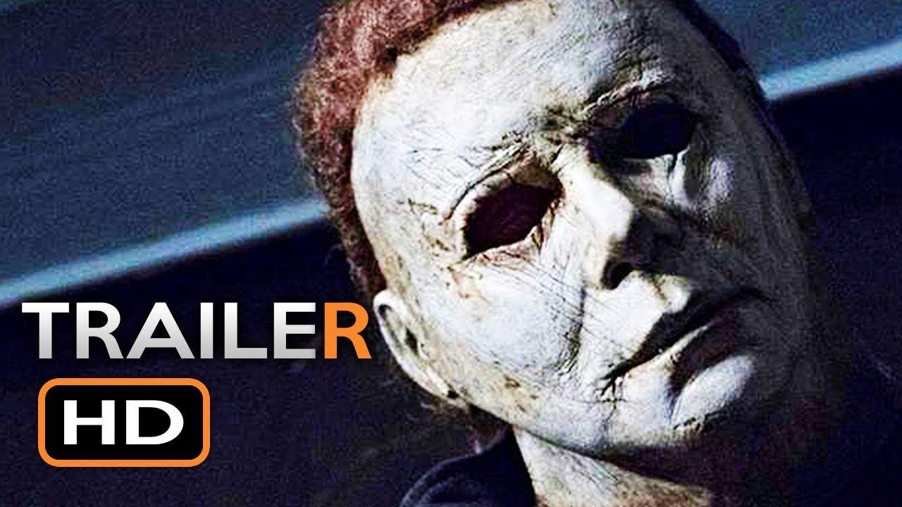HALLOWEEN Official Trailer 2 (2018) Jamie Lee Curtis
