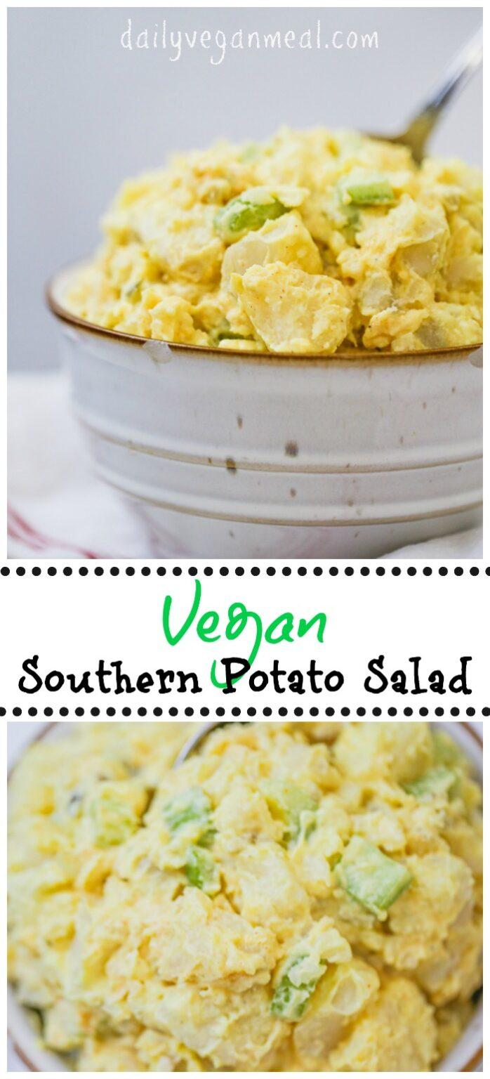 Vegan Southern Potato Salad Recipe