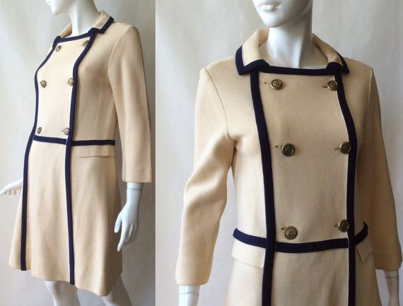 1950's / early 1960's Italian made wool knit by afterglowvintage