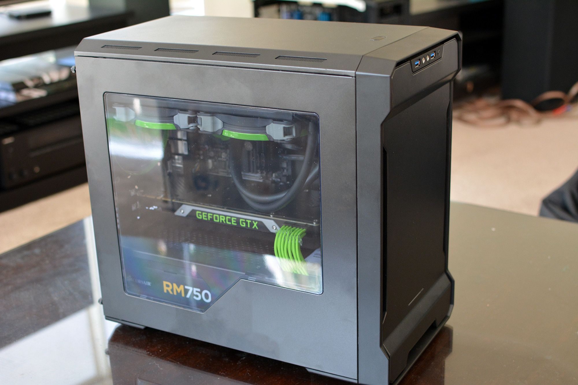 Check Out Reddit User U Emc2 Trooper S Mini Itx Build So Sweet Mini Itx Gaming Pc Build Info