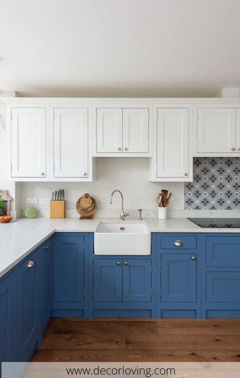 10 Most Popular Kitchen Cabinets Color Ideas For Your Kitchen In