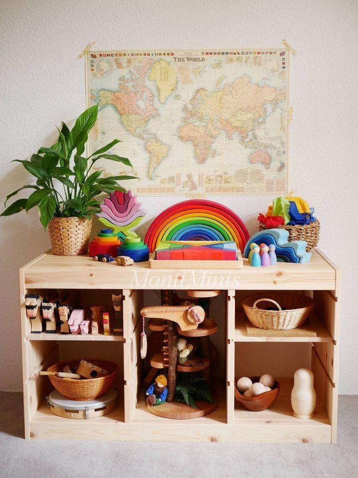 Trofast Playroom Montessori