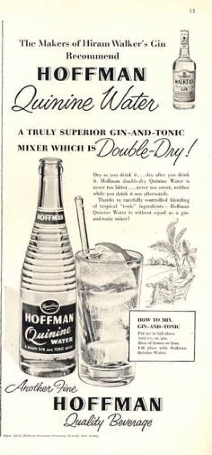 Vintage Drinks Advertisements of the 1950s (Page 36)