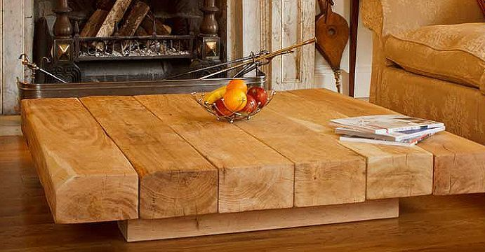Chunky Oak : Green Woods Furniture, Bristol