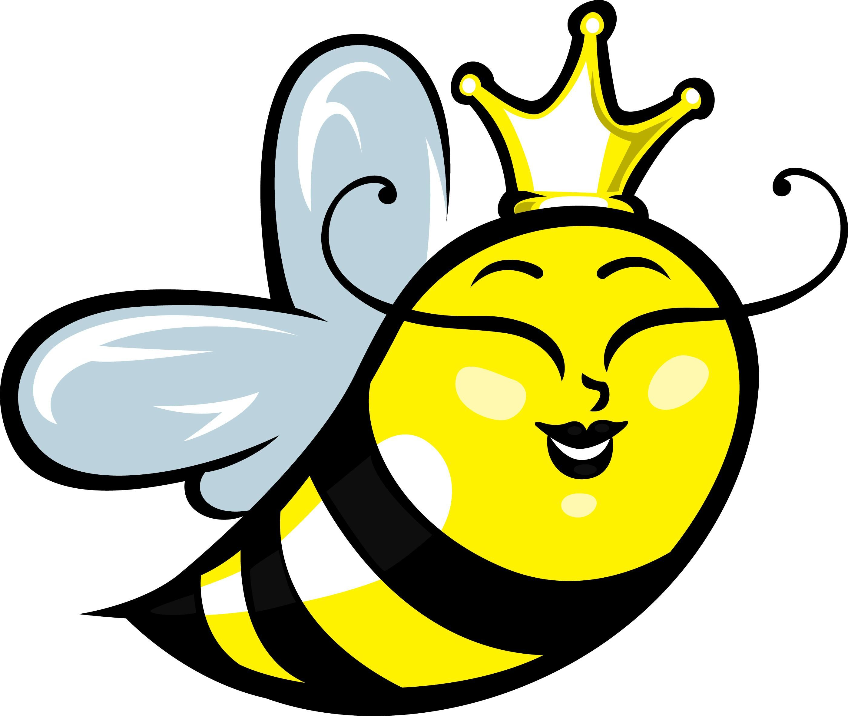 bee clipart bumble bee free all rights the cliparts art practice rh pinterest com queen bee clip art free queen bee clip art images