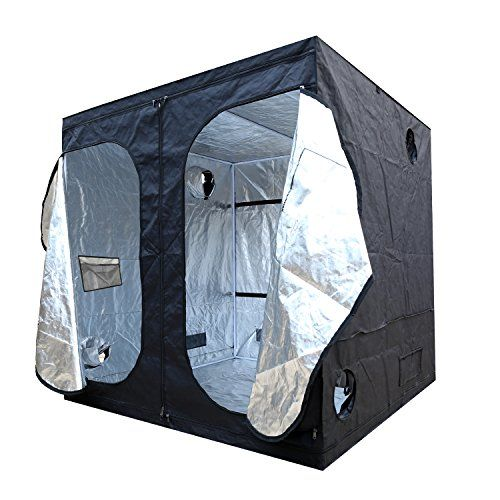 Ipomelo 96 x 48 x 80  600D Mylar Hydroponic Grow Tent with Obeservation  sc 1 st  Pinterest & Ipomelo 96