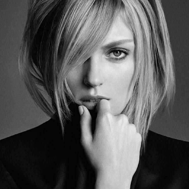 Anja Rubik by Luigi  Iango for Kerastase 2016 Hair quotes - computer service request form